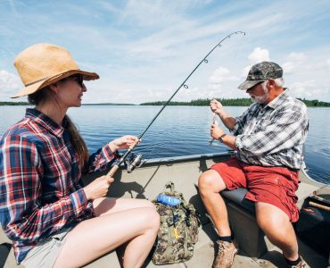 La pêche au Canada